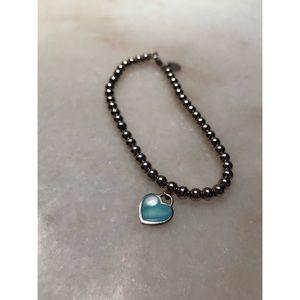 Return to Tiffany bead bracelet💎